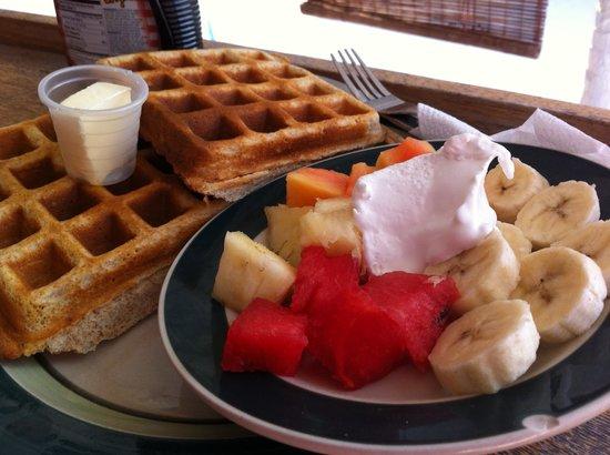 Amor y Cafe: Waffles