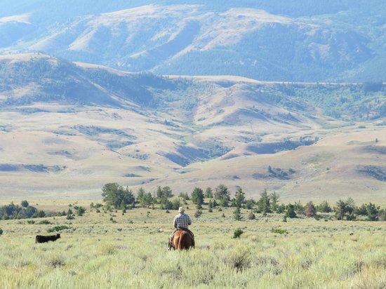 Dryhead Ranch: A beautiful day