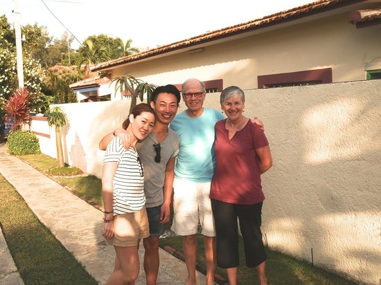 Beny's House: with other guests