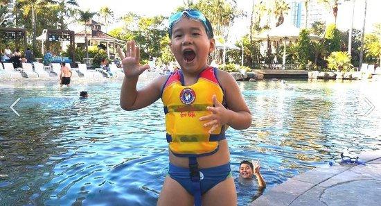 Surfers Paradise Marriott Resort & Spa: Lagoon