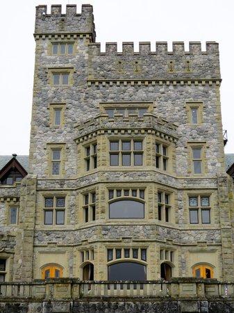 Hatley Park National Historic Site: Castle Front
