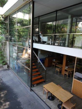 Luxx XL : Breafast area and restaurant