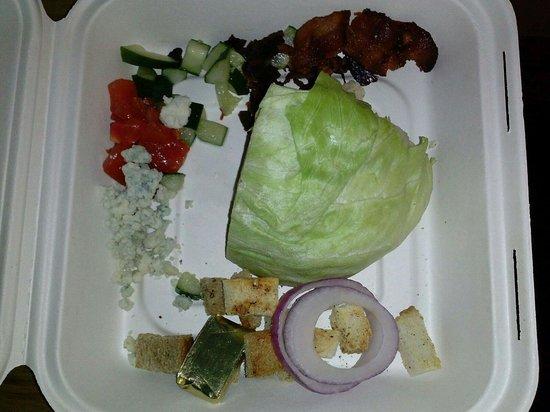 Best Western Plus Rio Grande Inn: Salad Kit?
