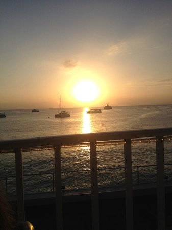 La Dolce Vita: Views from deck