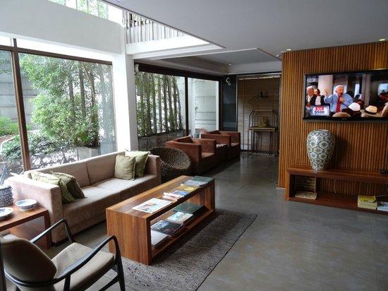 Luxx XL : Lobby