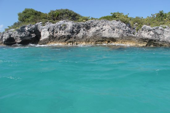 Isla Mujeres Trips, Info & Tours Center by Mariel: lugar de snorker