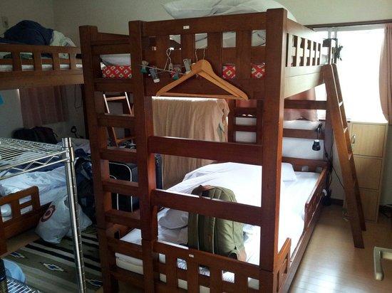 Guest House Tamura : 4 bed dorm