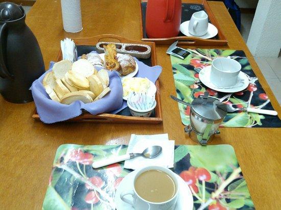 Apart-Hotel Del Sir: El desayuno,riquisimo!!