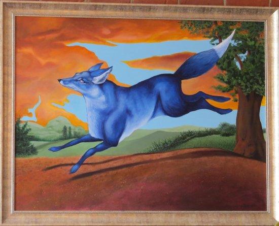 Blue Fox Cafe: Blue Fox