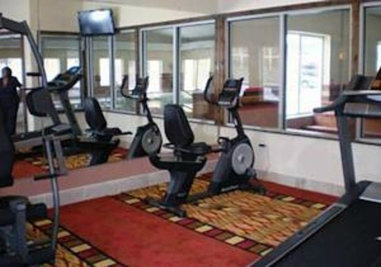 Quality Inn & Suites Kansas City I-70 East: Excercise WorkOut Room