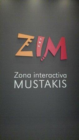 Museo Chileno de Arte Precolombino: Espaço ZIM
