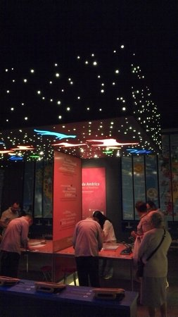Museo Chileno de Arte Precolombino: Espaço ZIM de interatividade