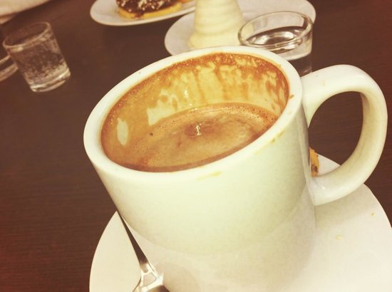 Cafe de la P: Chocolate caliente
