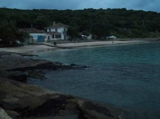 Azedinha Beach : Atardecer en Acedinha
