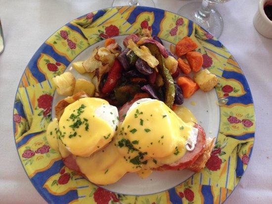 Chef Michael's : French Benedict!