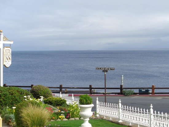 Seven Gables Inn: gorgeous view