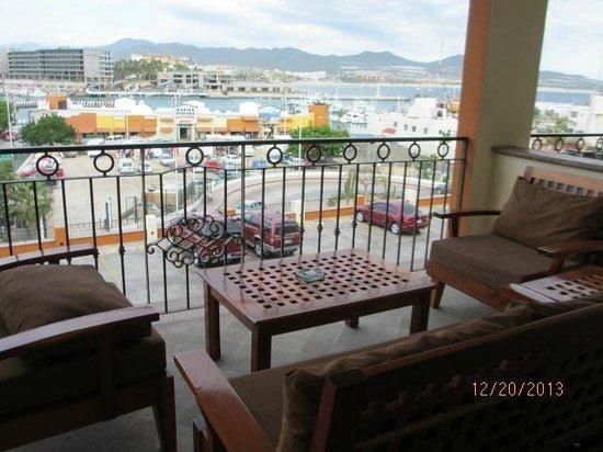 The Ridge at Playa Grande: balcony