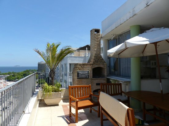 Rio Guest House ( Marta's Guest House): The Terrace