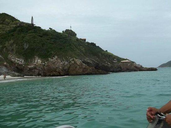 Prainhas do Pontal do Atalaia : Ilha do Cabo Frio