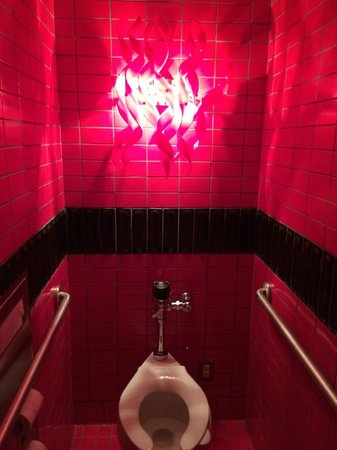 The Kimpton Muse Hotel: Coolest lobby loo in NYC