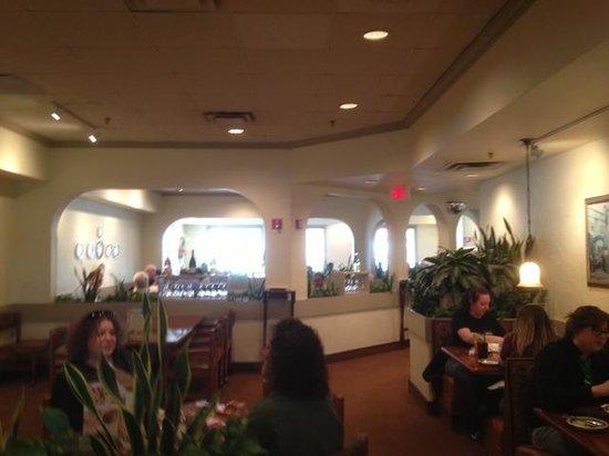 Olive Garden: Dining room