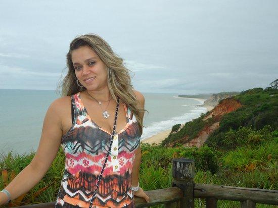 Club Med Trancoso : Bela visão panorâmica!