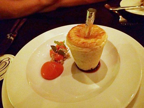 Reserve Restaurant Milton : Rabbit pie - very average