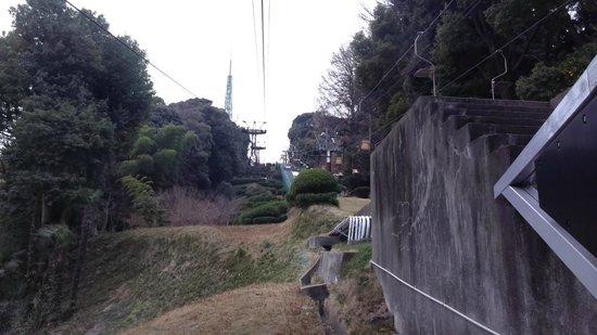 Matsuyama Castle Ropeway / Lift: 纜車