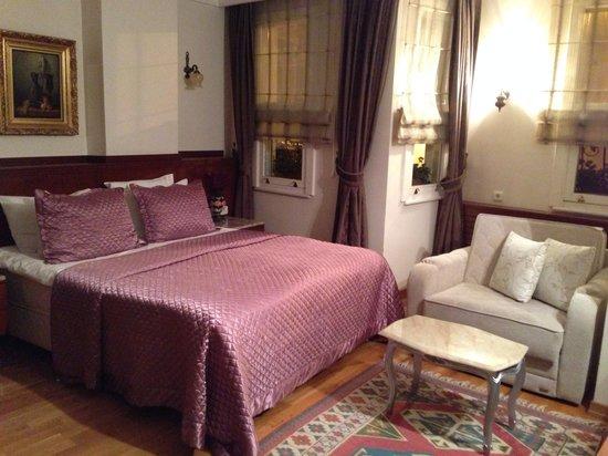 Dilhayat Kalfa Hotel: Room 16