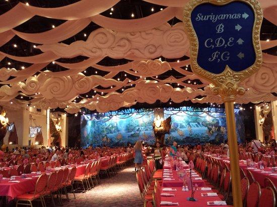 Phuket FantaSea : Fantasea Dining Hall