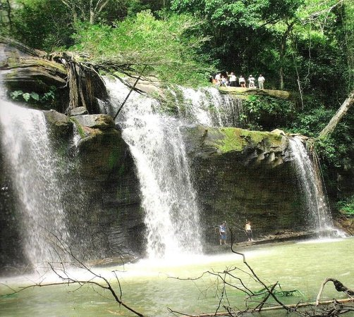 Huila Department, Colombia: Cascadas de la Motilona Paicol - Turismo en el huila
