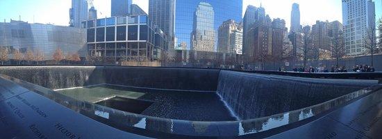 Mémorial du 11-Septembre : 9/11 Memorial