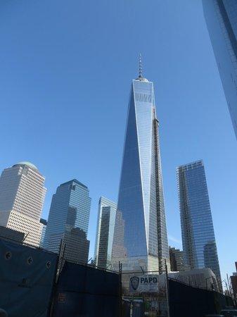 Mémorial du 11-Septembre : Freedom Tower