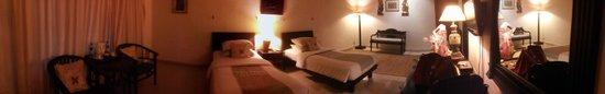 Benoa Beach Front Villas & Spa: Ocean suite