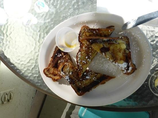 Chatterbox Cafe : Excellent French toast