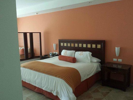 Hacienda Tres Ríos: Comfy Bed