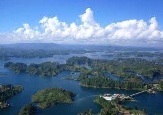 Huila Department, Colombia: Represa de Betania Yaguara - Turismo en el huila