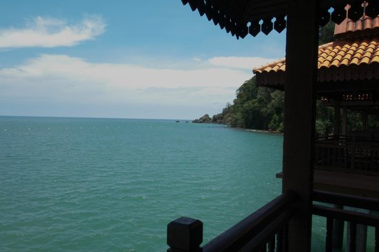 Berjaya Langkawi Resort - Malaysia: being located at the end of the resort