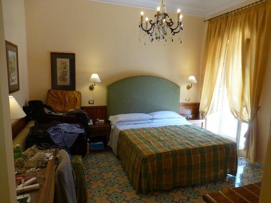 Antiche Mura Hotel: Comfort Double w/ Balcony Room 309