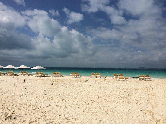 Playa Norte: Gorgeous beach