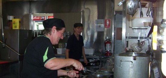 Salt Shaker: Chefs at work