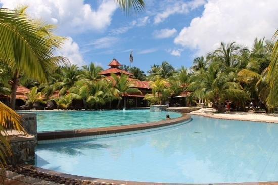 Beachcomber Seychelles Sainte Anne: Hotelpool