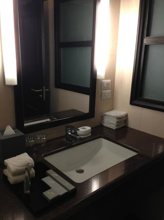 Leisure Inn Grand Chanakya: bagno