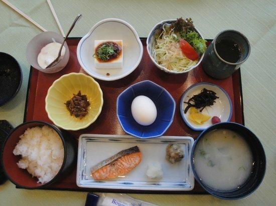 Hotel Seira Shimanto : 早餐