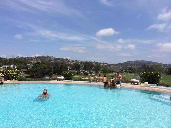 Omni La Costa Resort & Spa: water slide at kids pool