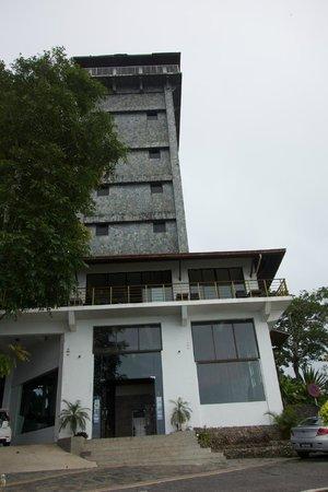 Gunung Raya: the watch tower