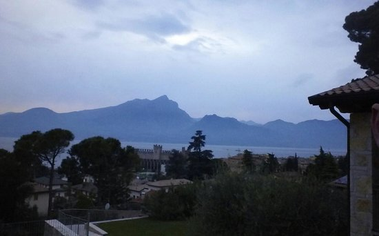 Residence Ca del Lago: View from room 13