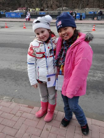 Russian Tour Guide, LLC- Day Tours: New friends