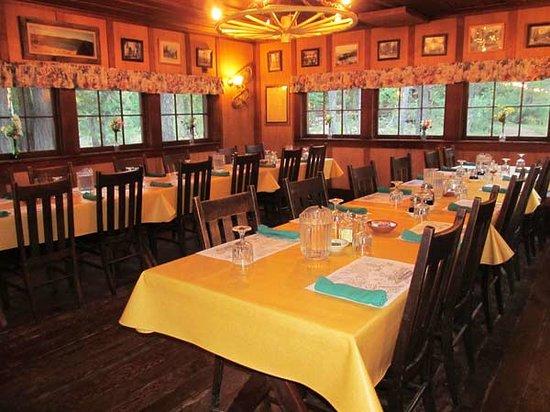 Gold Lake Lodge: Gold Lake Lodge Dining Room