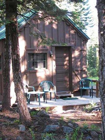 Cabin at Gold Lake Lodge